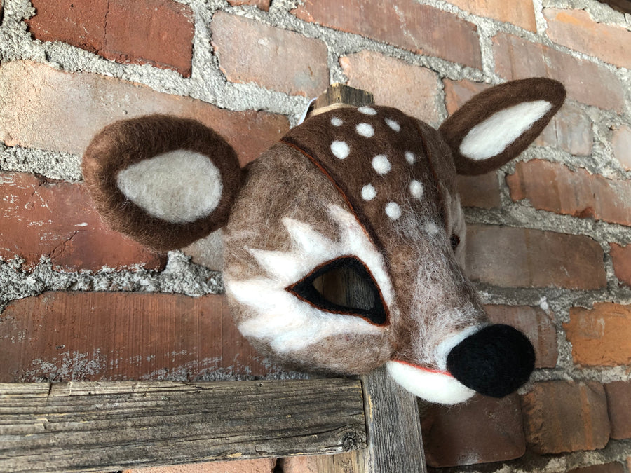 Custom Little Fawn Mask