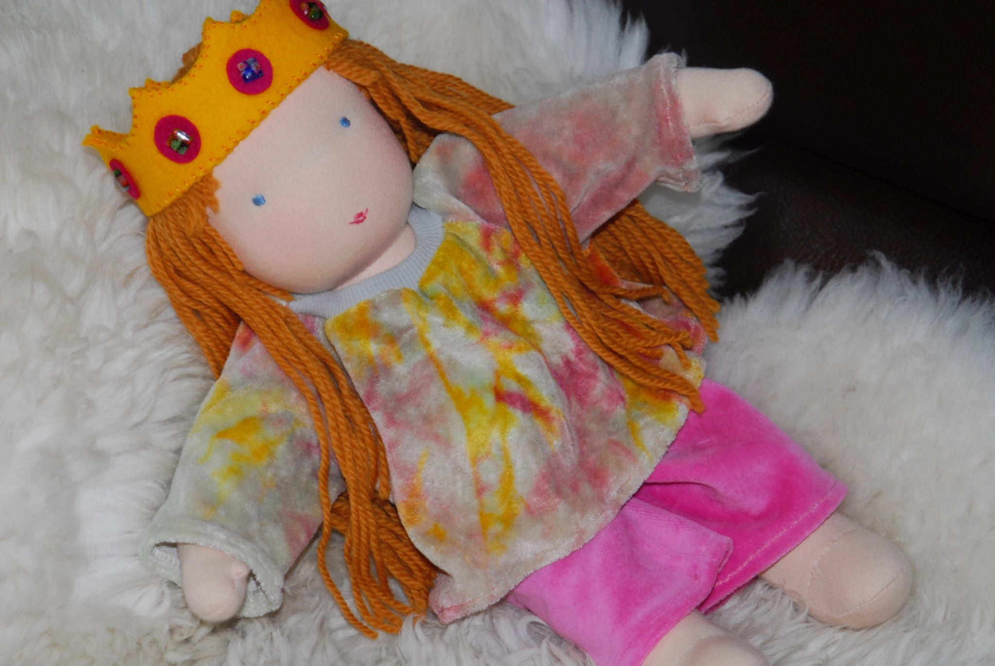 Make a Traditional Waldorf Doll