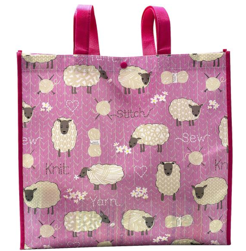 Pink Sheep Tote