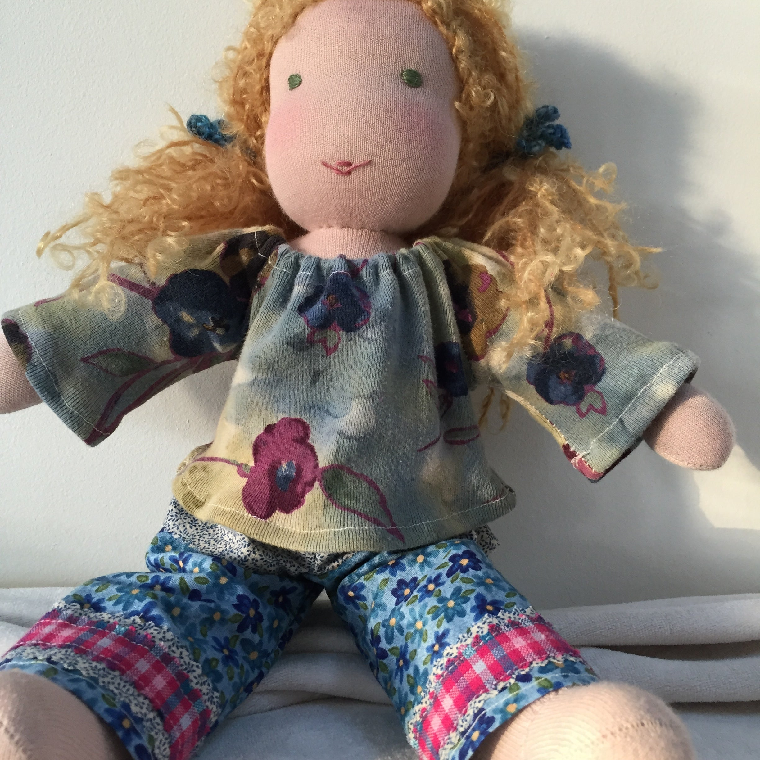Traditional Doll Outfit Pattern