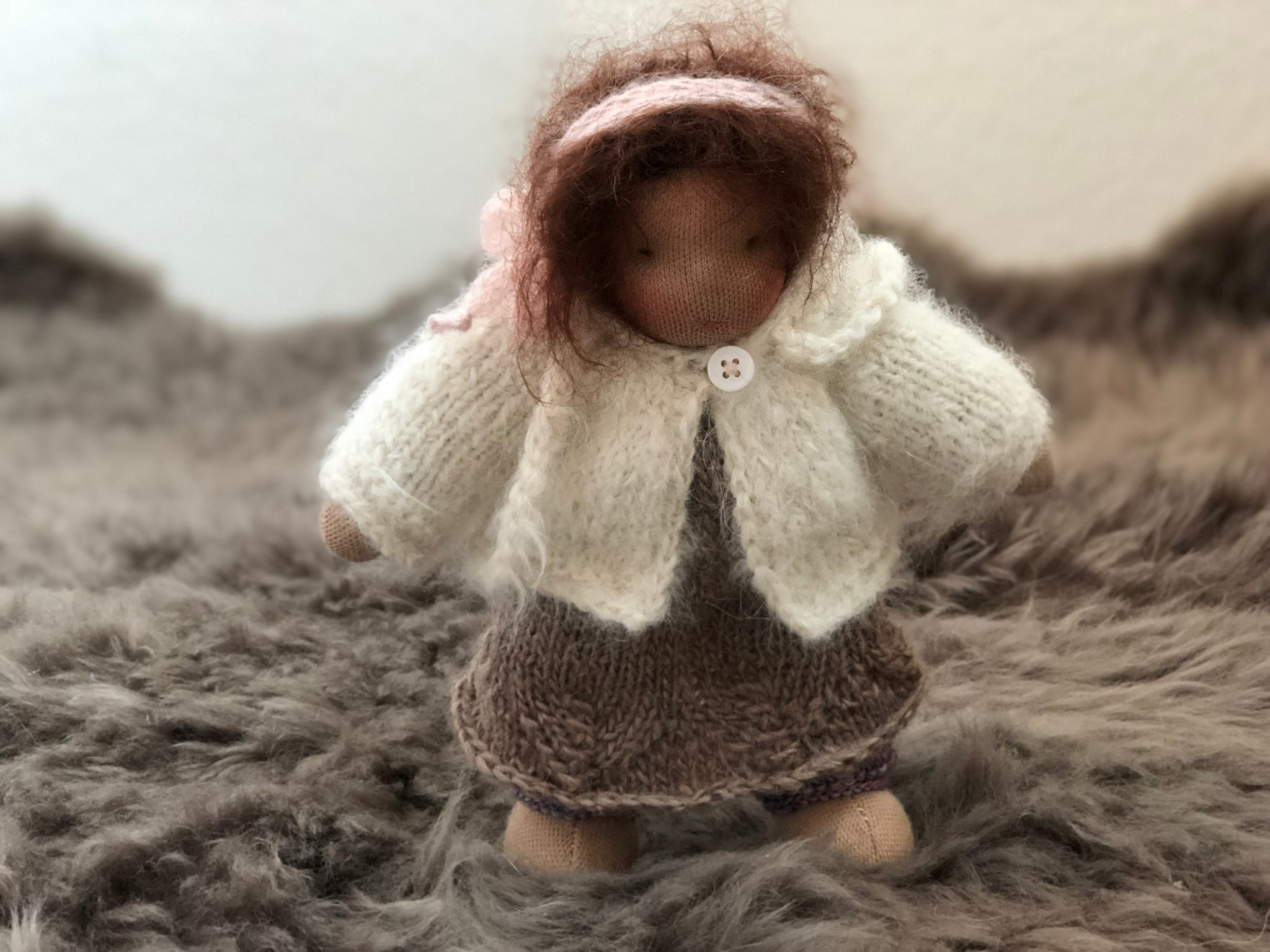 Little pocket doll - Leslie Ringalina