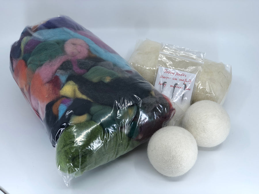 Try-It Needle Felting Kit