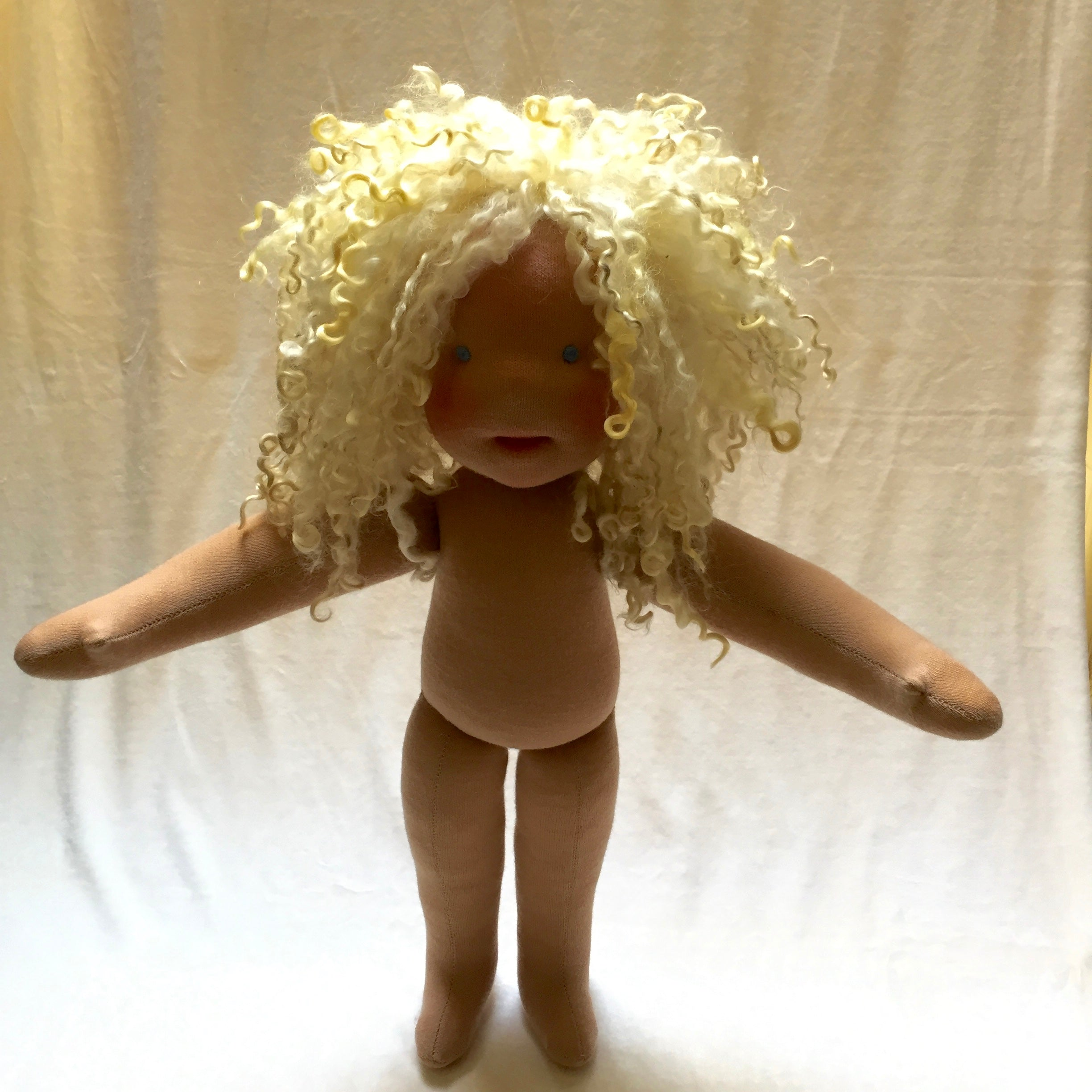 Ringalina Doll Pattern