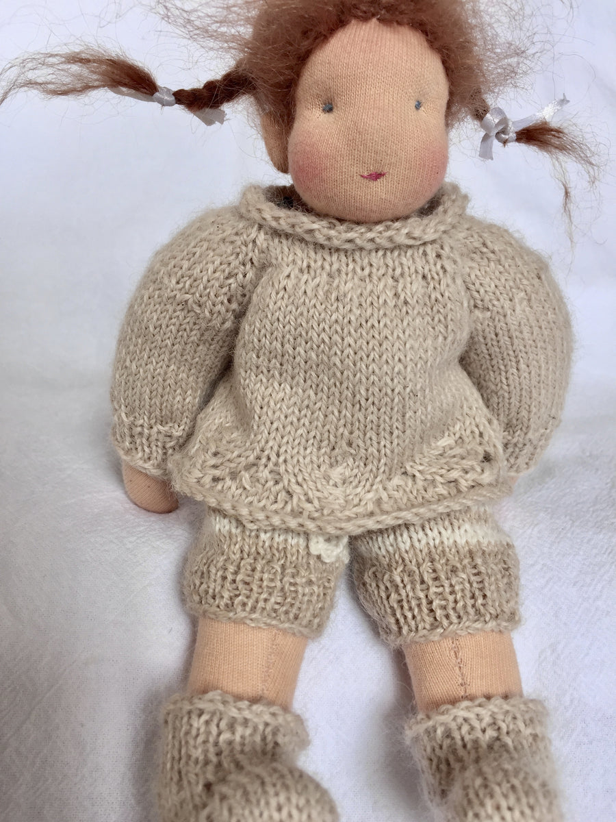 Little pocket doll - Loise Ringalina