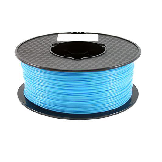 ABS Filament - Glow blue