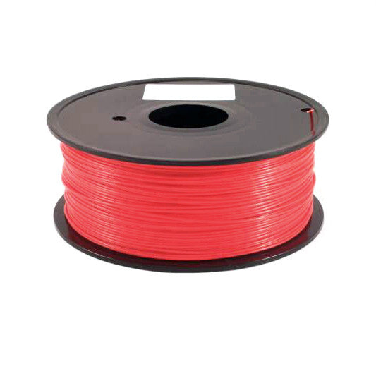 ABS Filament - Red