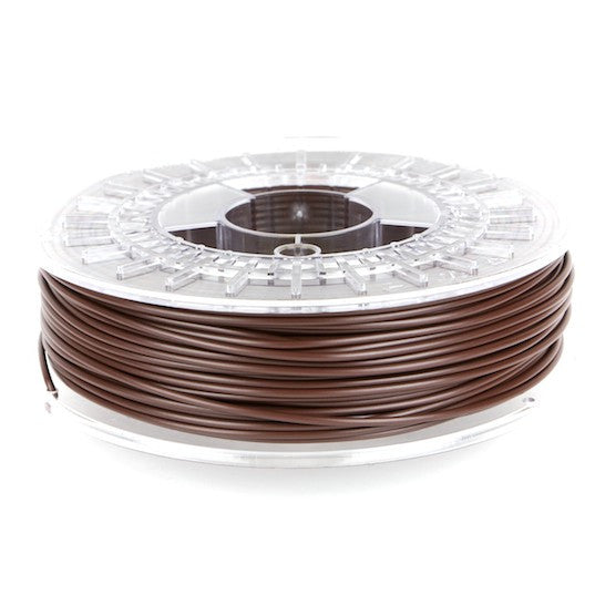 Colorfabb PLA Filament - Chocolate brown