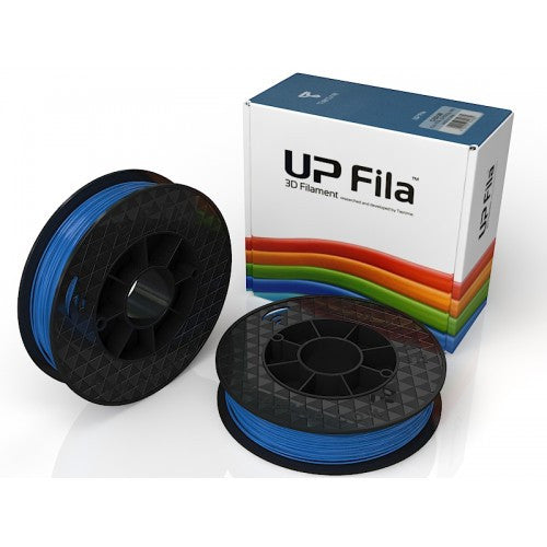 UP PLA Filament 2x500g rolls - Blue gloss