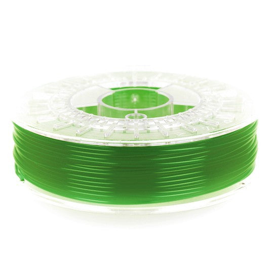Colorfabb PLA Filament - Green transparent