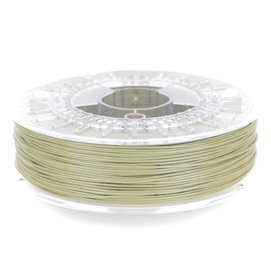 Colorfabb PLA Filament - Greensih beige
