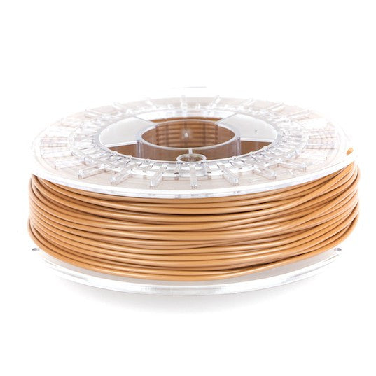 Colorfabb PLA Filament - Light brown