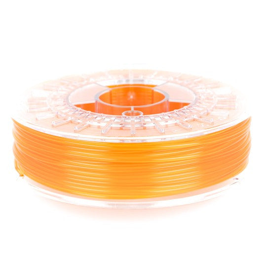 Colorfabb PLA Filament - Orange translucent