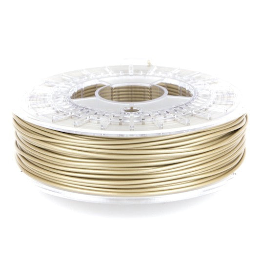 Colorfabb PLA Filament - Pale gold