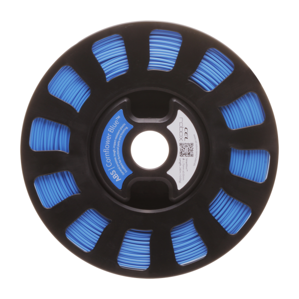 ABS Filament - Cornflower Blue RBX-ABS-BL824