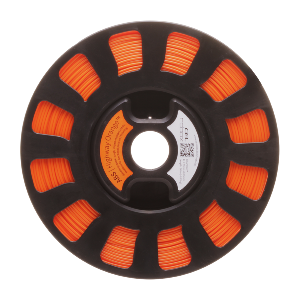 ABS Filament - Highway Orange RBX-ABS-OR023