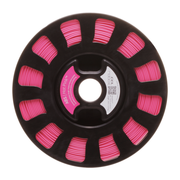ABS Filament - Hot Pink RBX-ABS-RD535