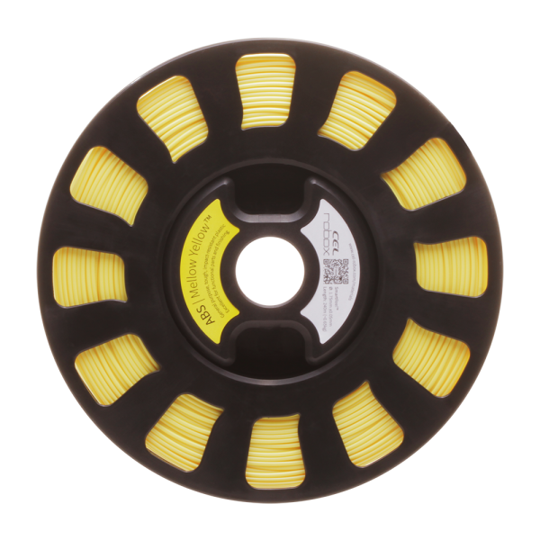 ABS Filament - Mellow Yellow RBX-ABS-YL504