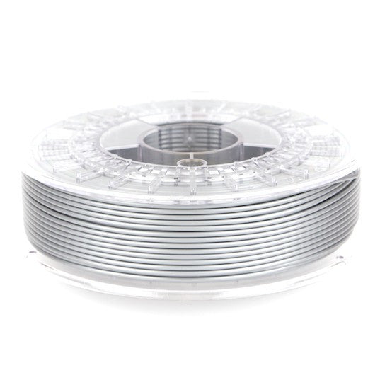 Colorfabb PLA Filament - Shining silver