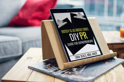 Bossy Is As Bossy Does: DIY PR Guide for Entrepreneurs