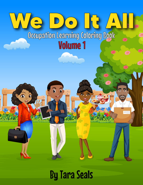 We Do It All Volume I (Paperback)