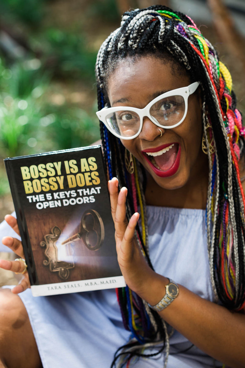 Bossy Is As Bossy Does: The 5 Keys That Open Doors (Hardcover)