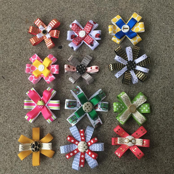 Custom Hair Bows - Body Decor Boutique - 1