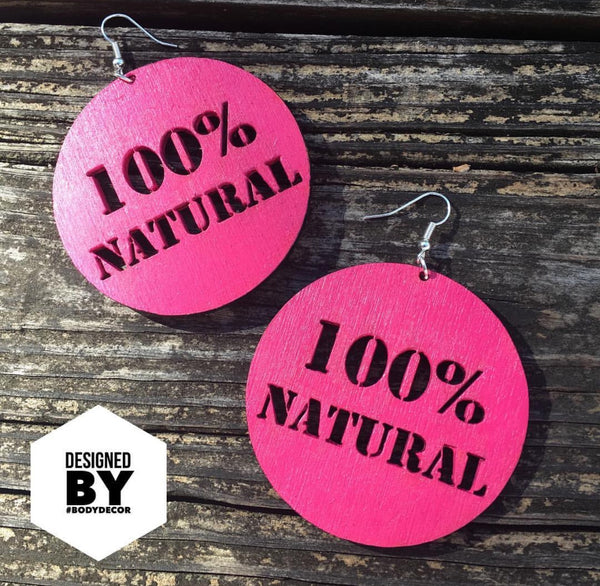 I AM 100% NATURAL - Body Decor Boutique - 4