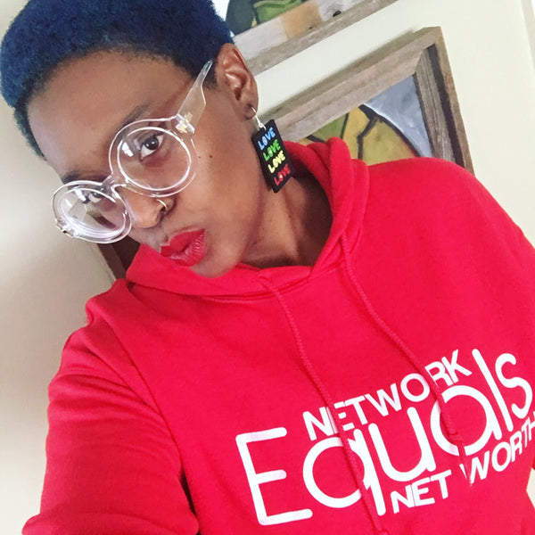 NETWORK EQUALS NET WORTH (Hoodie)