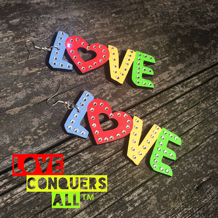 LOVE CONQUERS ALL - Body Decor Boutique