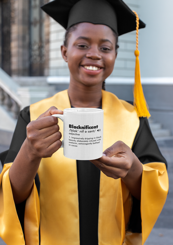 BLACKNIFICENT Mug