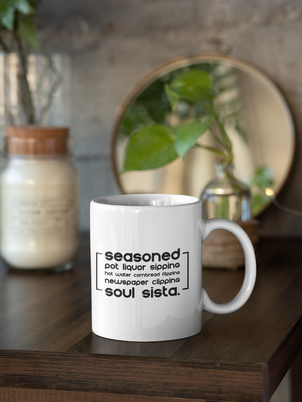 Soul Sista (Seasoned) Mug