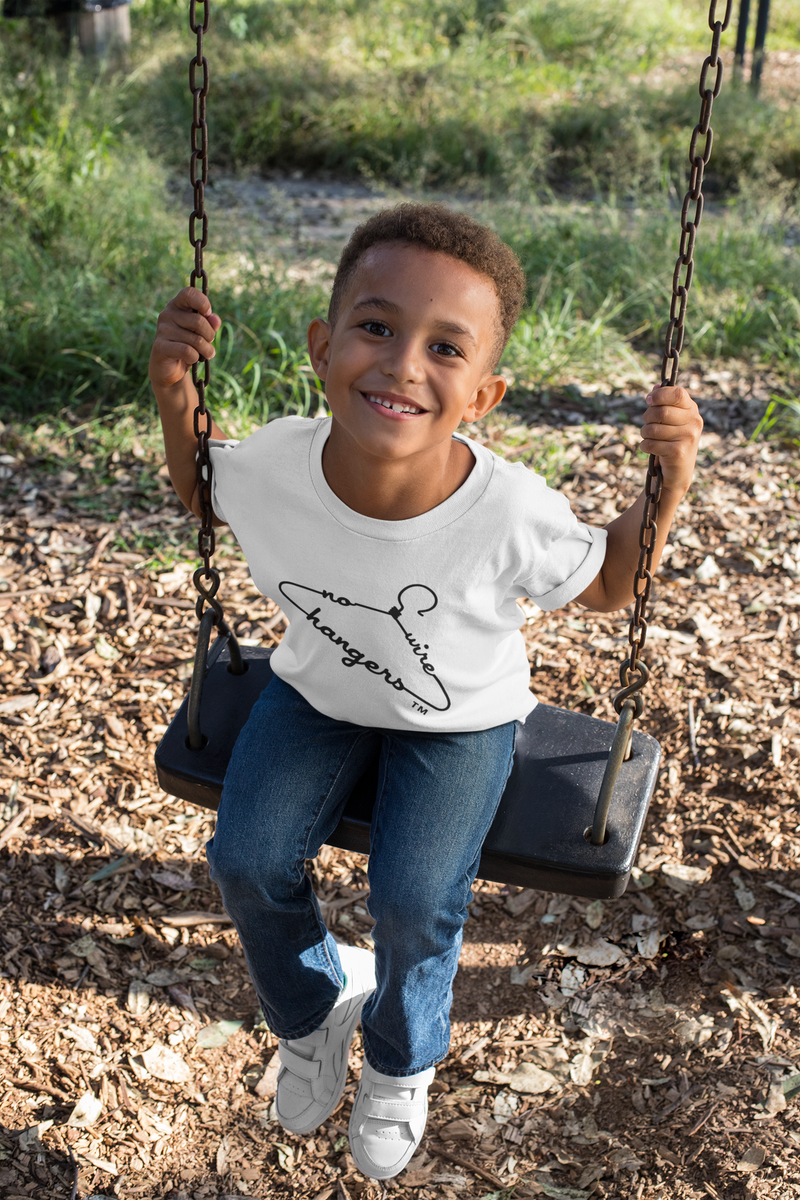 NO WIRE HANGERS Tee (Toddler - XL)