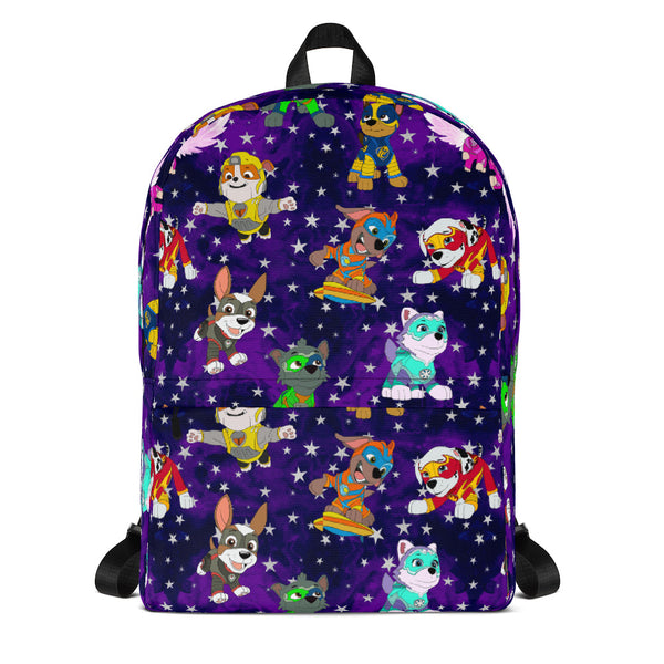 Mighty Pups Backpack