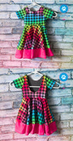 Twirly Paw Dress