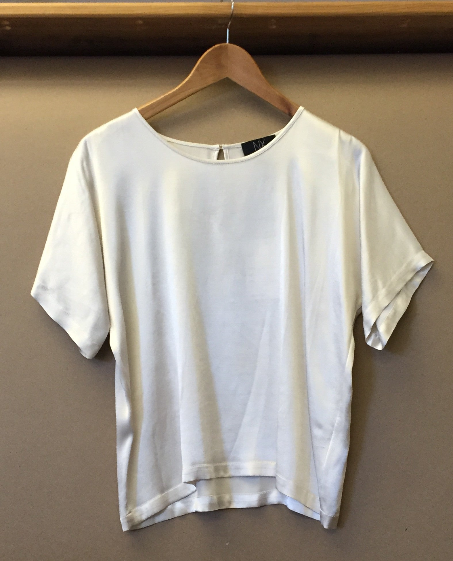 Occasion Tee - antique white