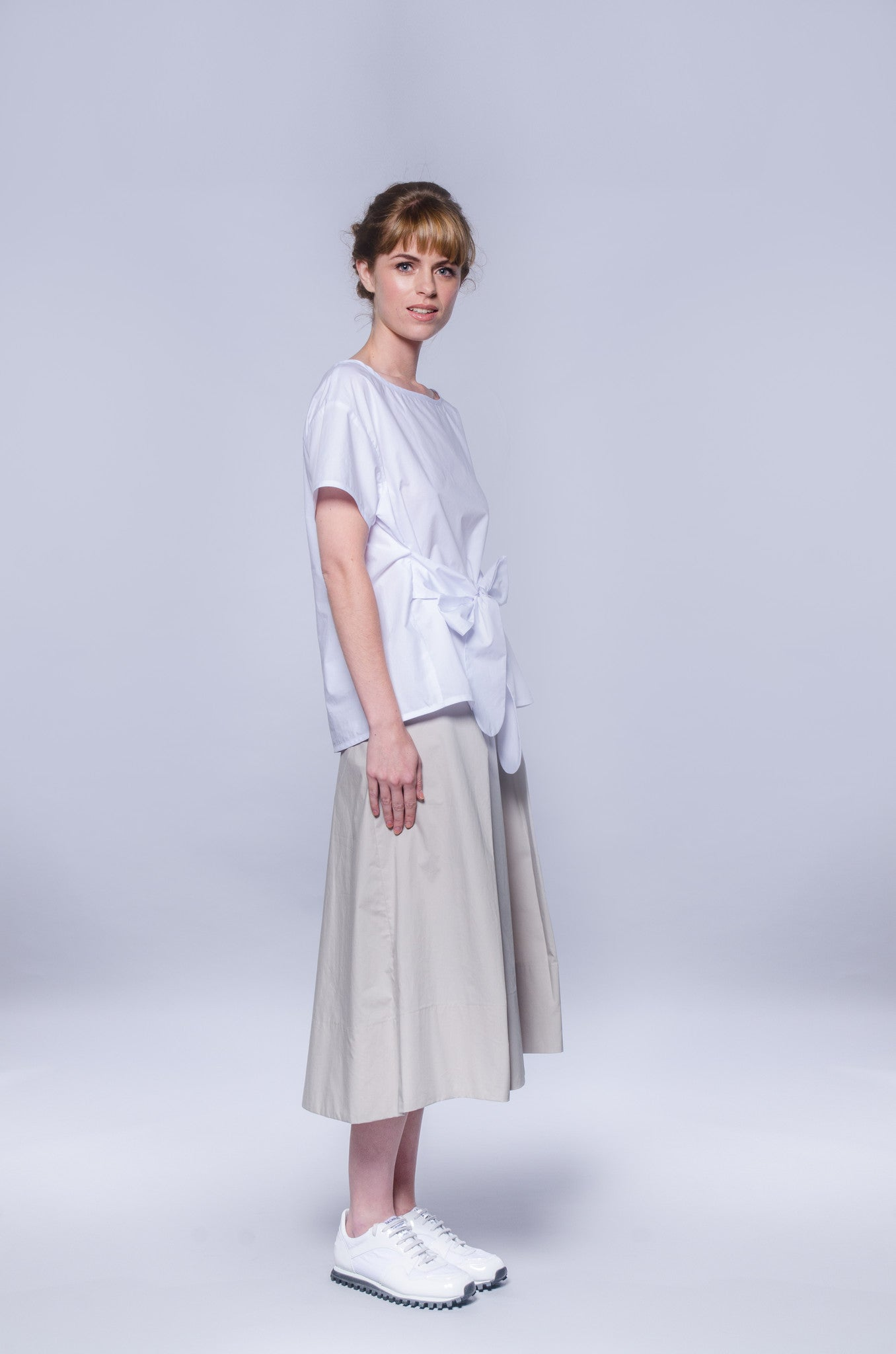 Susie Q Skirt - Cotton Poplin
