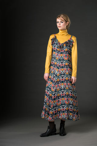 Skinny Marinky Under-Dress - yellow