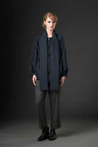 Harper Rainjacket - black