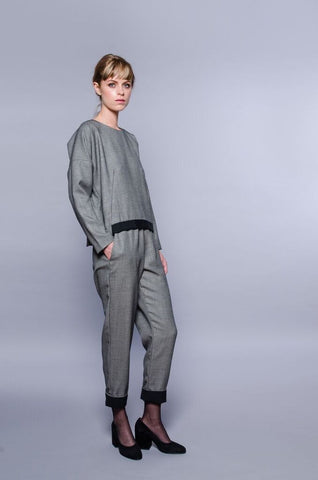 Washington Pant - grey