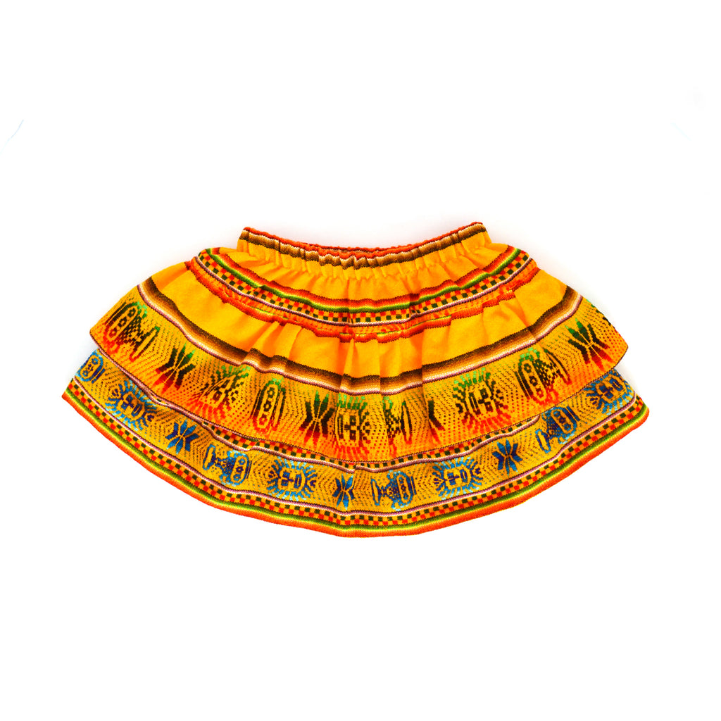 Unique girl skirt by Folklore
