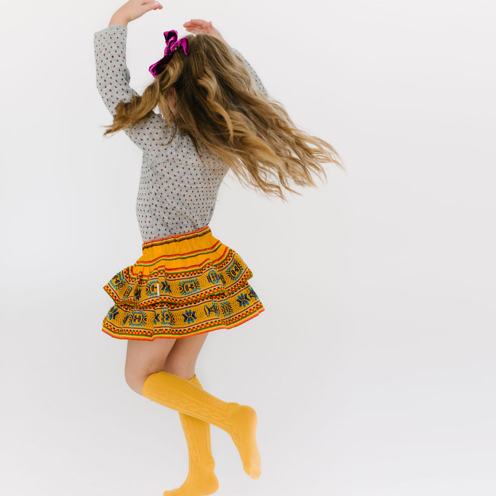 Unique girl outfit by Folklore.