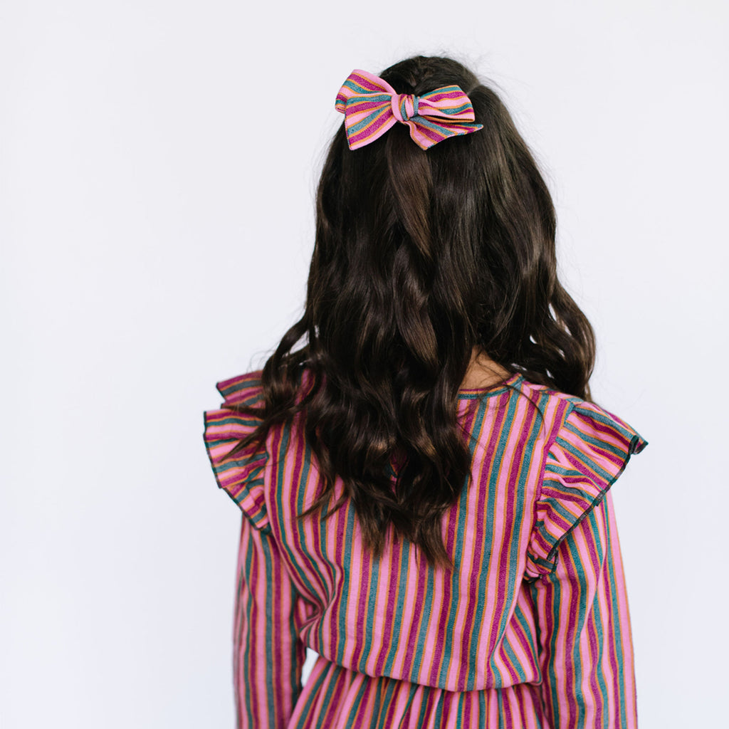 Oversized Twirl in Cereza Dulce