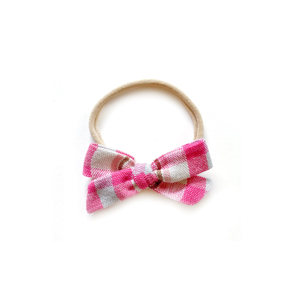 Mini Schoolgirl Headband // Clavel