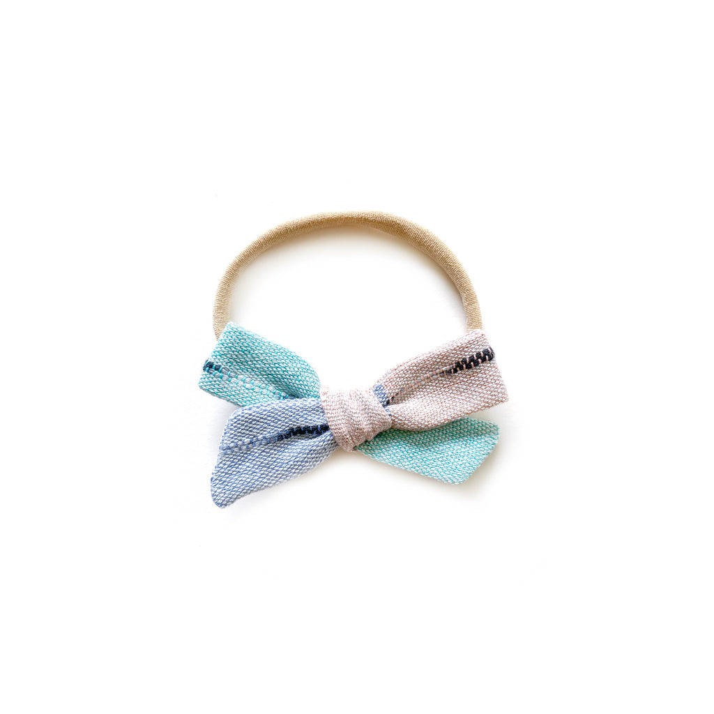 Mini Schoolgirl Headband // Olas de Mar