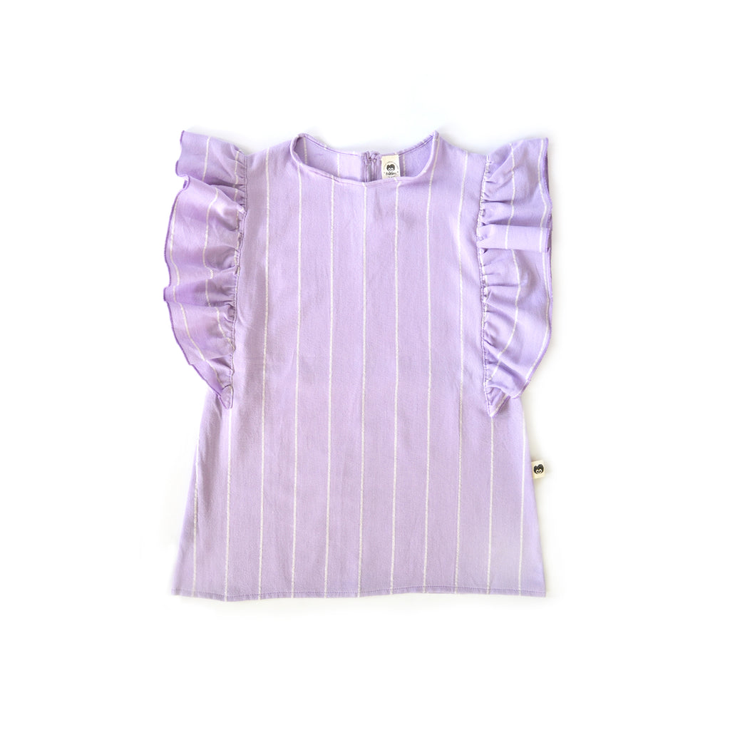 Isla Women Blouse in Frutos de Lavanda