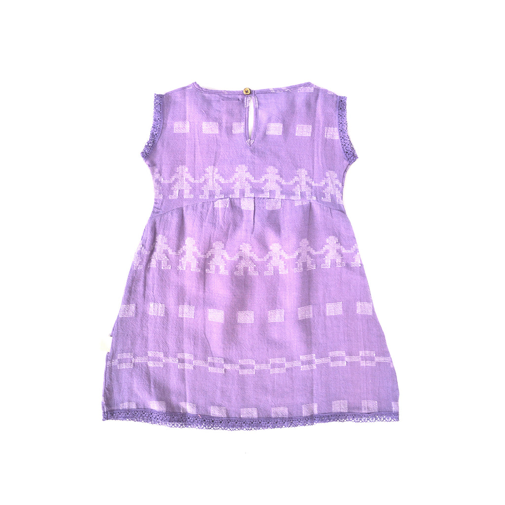 gauze girl dress by folklore