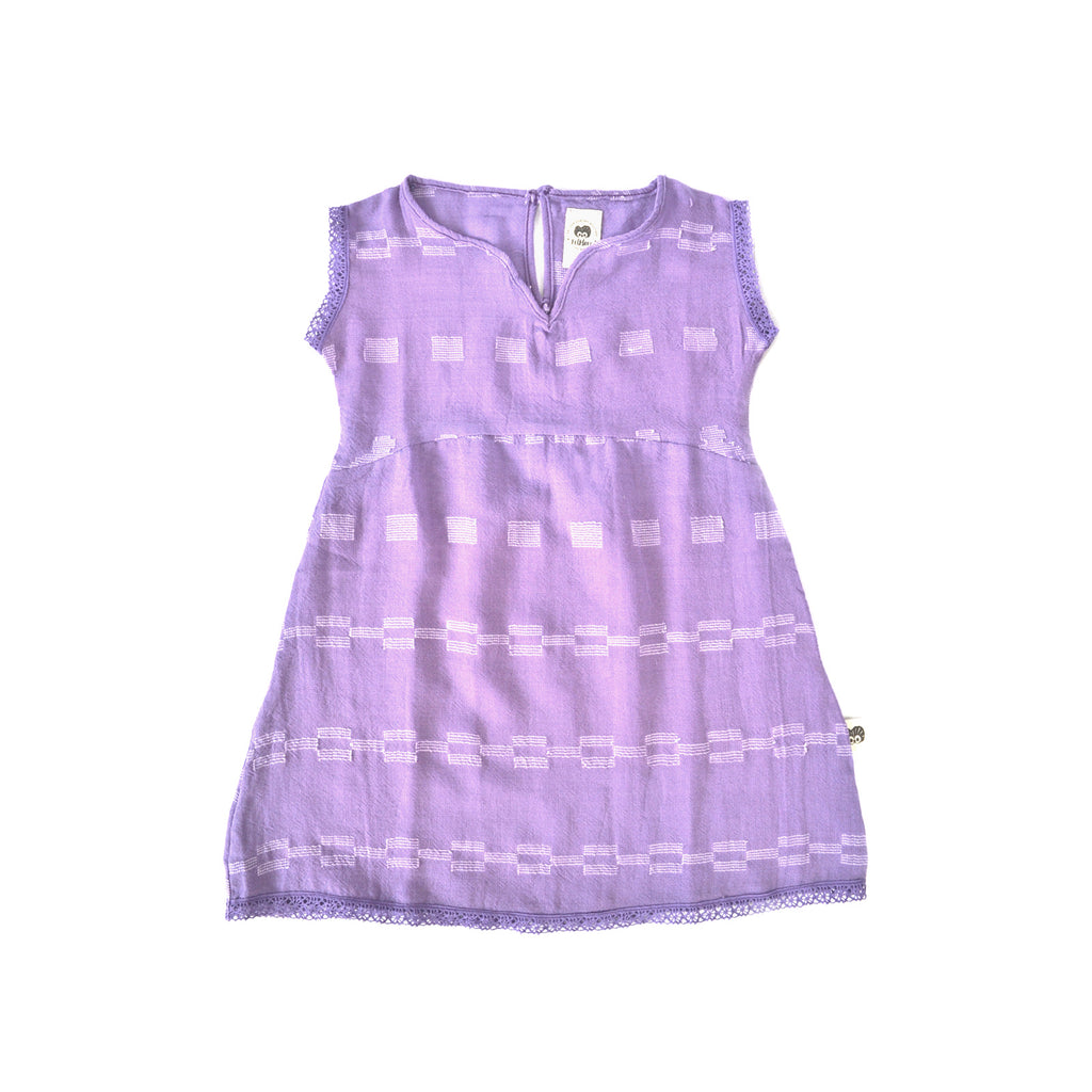 Maria Girl Tunic in Violeta