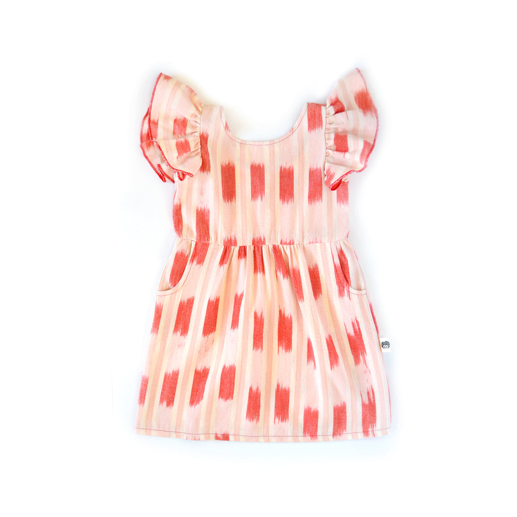 Isla Dress in San Valentin