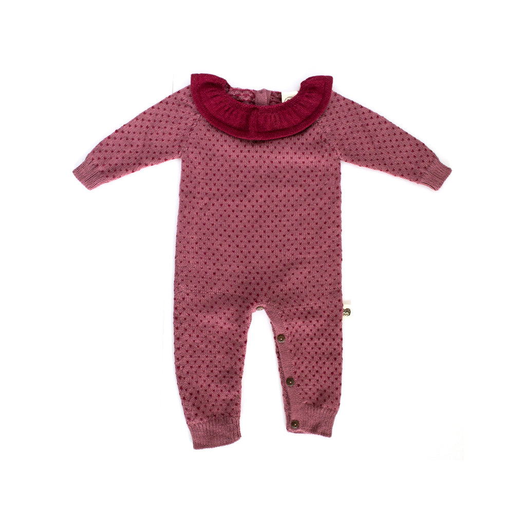 Sample Baby Alpaca Knitted Baby Layette