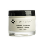 Natralee | Grapefruit + Ginger Body Butter